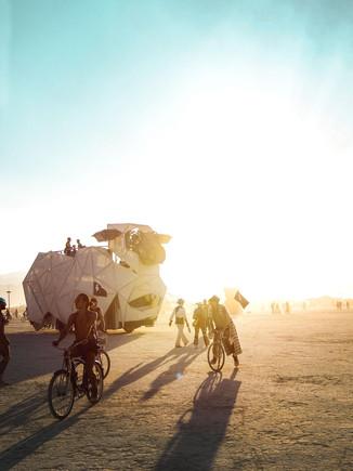 Mangoshake lifestyle Burning Man 2018