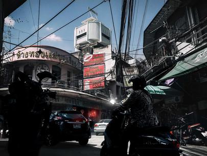 Mangoshake urban Chiang mai Thailand