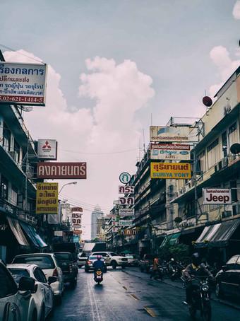 Mangoshake urban Bangkok Thailand
