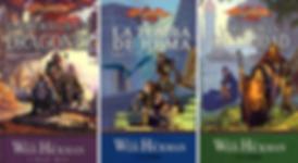 Portadasde Crónicas de la Dragonlance