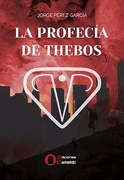 Cubierta de La profecía de Thebos