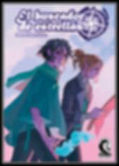 Portada de El buscador de estrellas, de Maeva Nieto Piñero, editado por Hela Ediciones