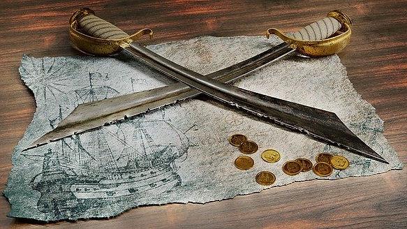 En esta ocasión no hay tesoro, pero el espíritu pirata sigue muy presente