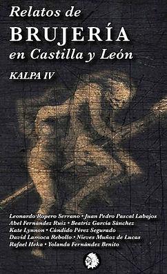 Portada de Relatos de brujería en Castilla y León, Kalpa IV