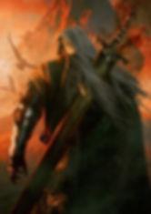 Anomander Rake, señor de Engendro de Luna