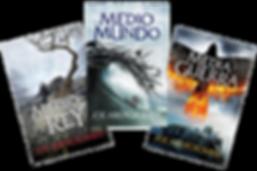 El Mar Quebrado, la trilogía de Joe Abercrombie, está considerada como literatura juvenil