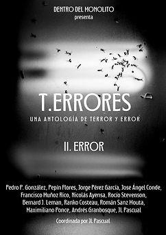 Portada de T.Errores II: Error
