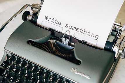 Todos los grandes escritores tienen algo en común: se atrevieron a dar el primer paso
