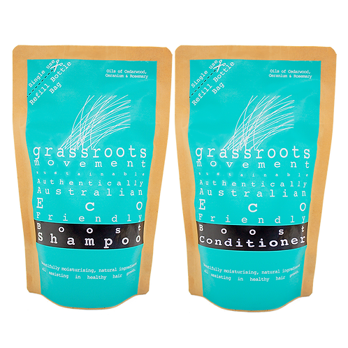DUO Pack Boost Shampoo & Conditioner