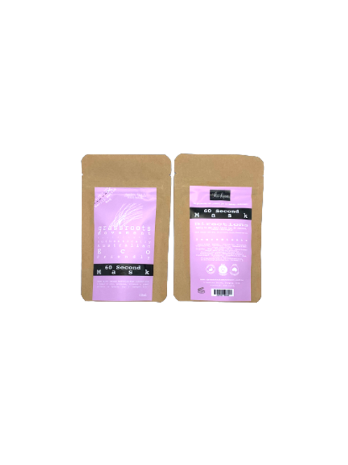 One time use 60 Second Hair Mask 40 ml.
