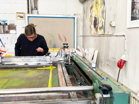 Fokus på trycktekniker: Serigrafi