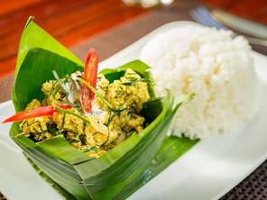 What makes Cambodian fish amok so unique