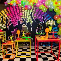 Balada Neon 50 Anos