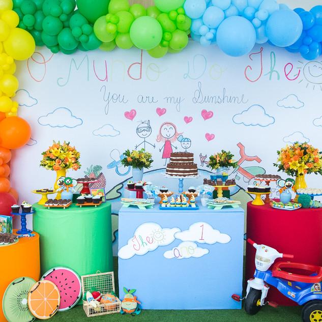 Festa Mundo da Criança