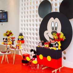 Mini Table Mickey