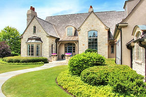Conway Farms Lake Forest Home and Landscape Design