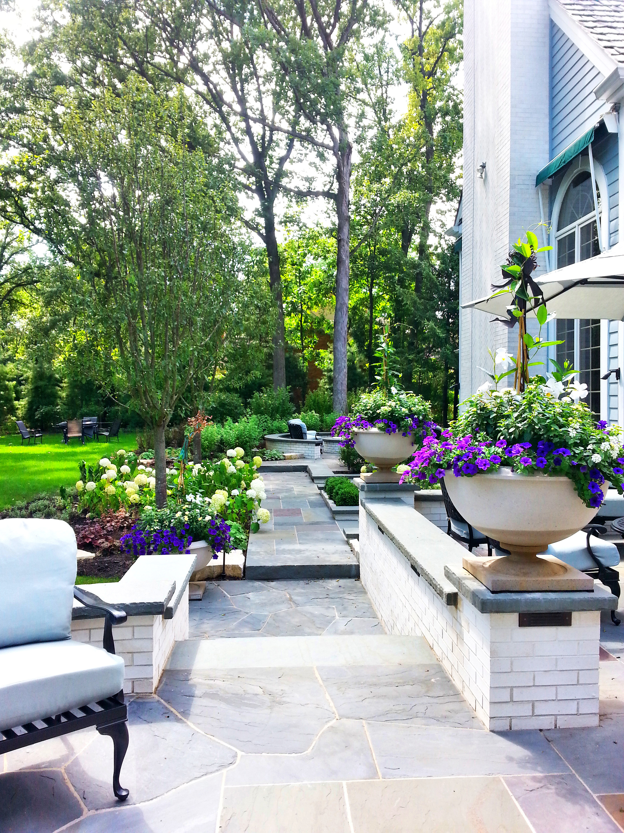 Lake Forest IL Patio Designer