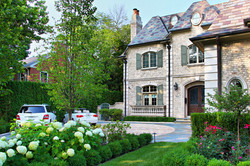 Glencoe Front Elevation Architecture