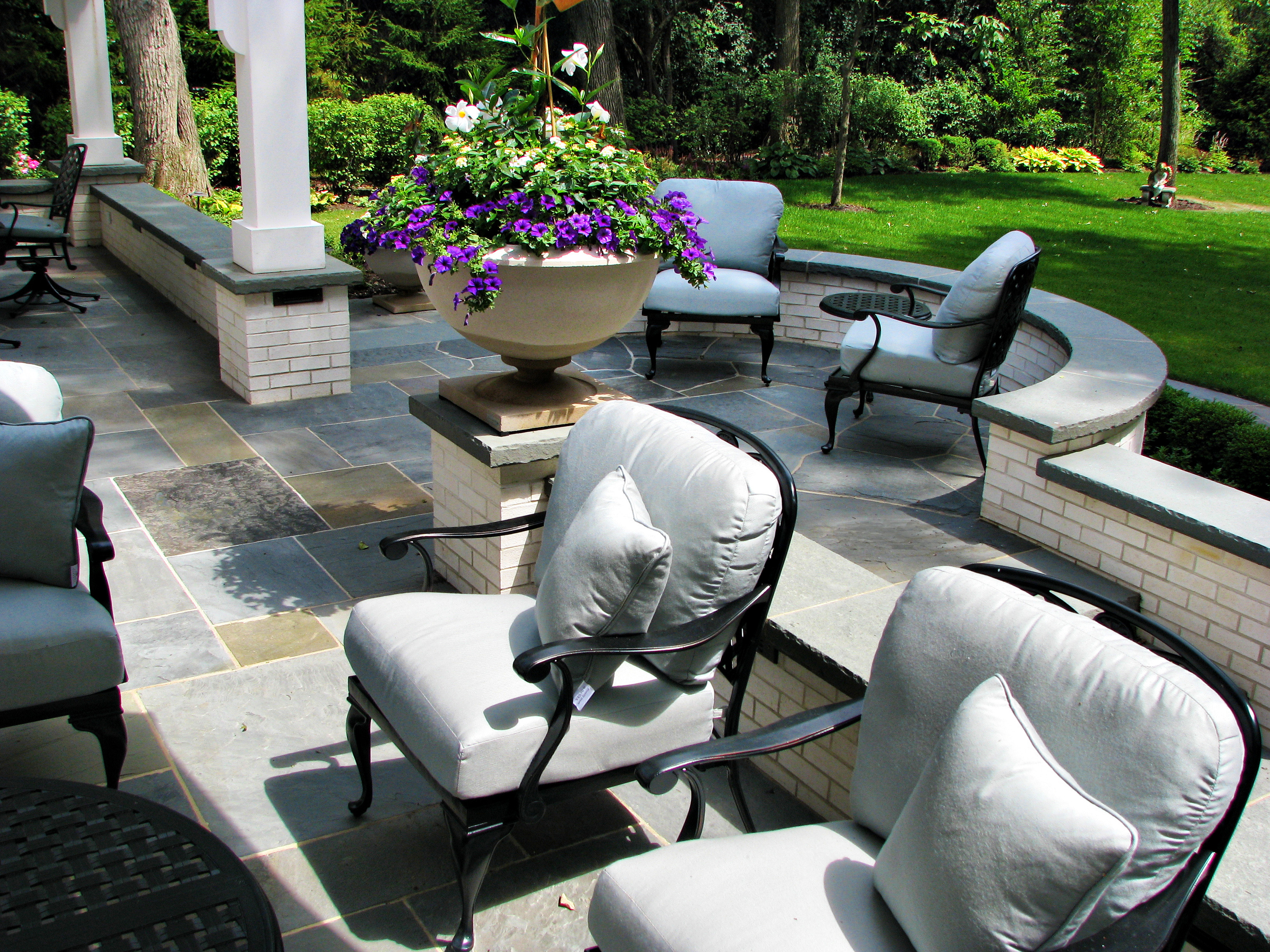 Lake Forest IL Patio Design