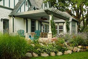 Arrow Shop - Land + Structures, Lake Forest Landscape Designer