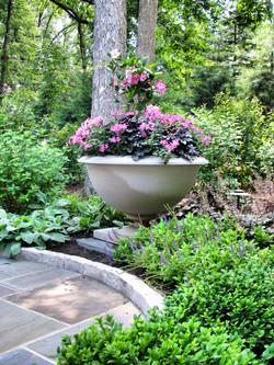 Urns for Annual Flower Design