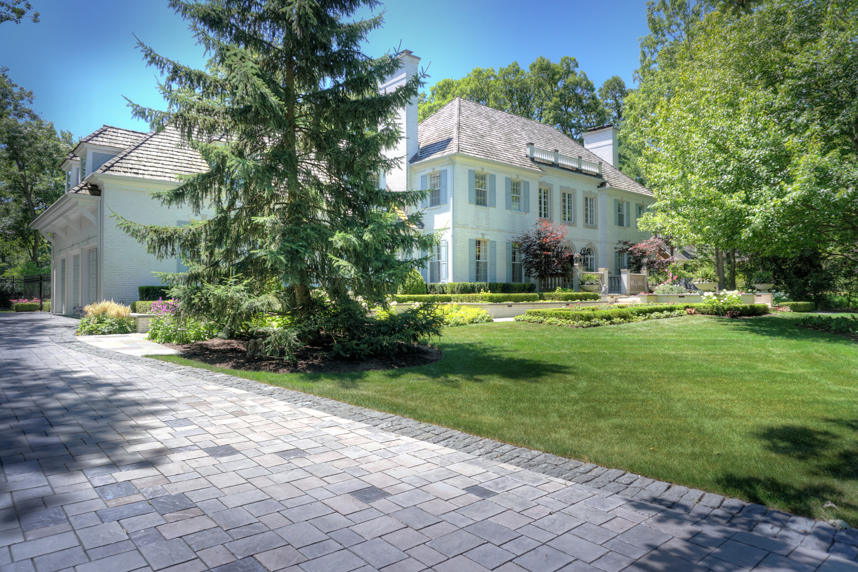 Lake Forest Front 1