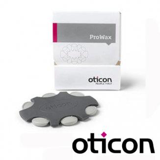 ProWax ITE/BTE gris - une boite de 8 filtres