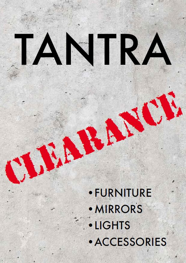 Tantra Clearance