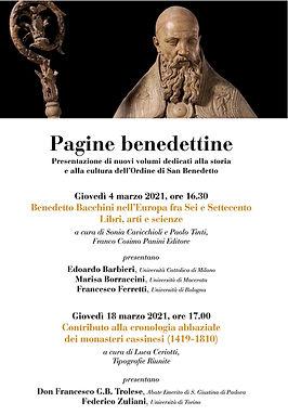 invito Pagine benedettine 03 21_def.jpg