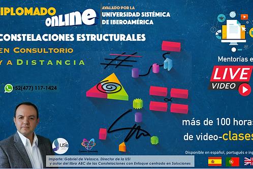 Diplomado Online en Constelaciones Estructurales en Consultorio y a Distancia