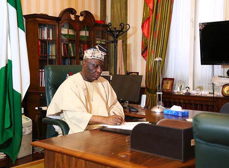 High Commissioner of the Federal Republic of Nigeria to the United Kingdom