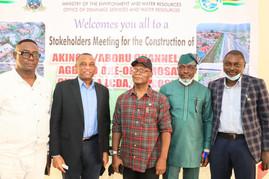 LASG COMMENCES CONSTRUCTION OF 9KM AKINOLA/ABORU DRAINAGE CHANNEL