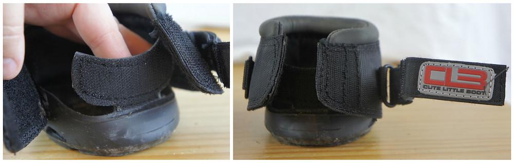 Cavallo boot front