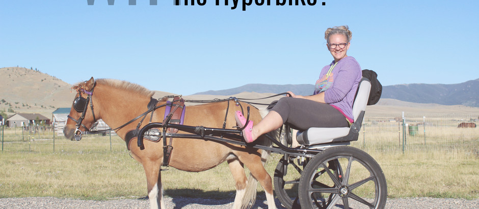 Why the Hyperbike?