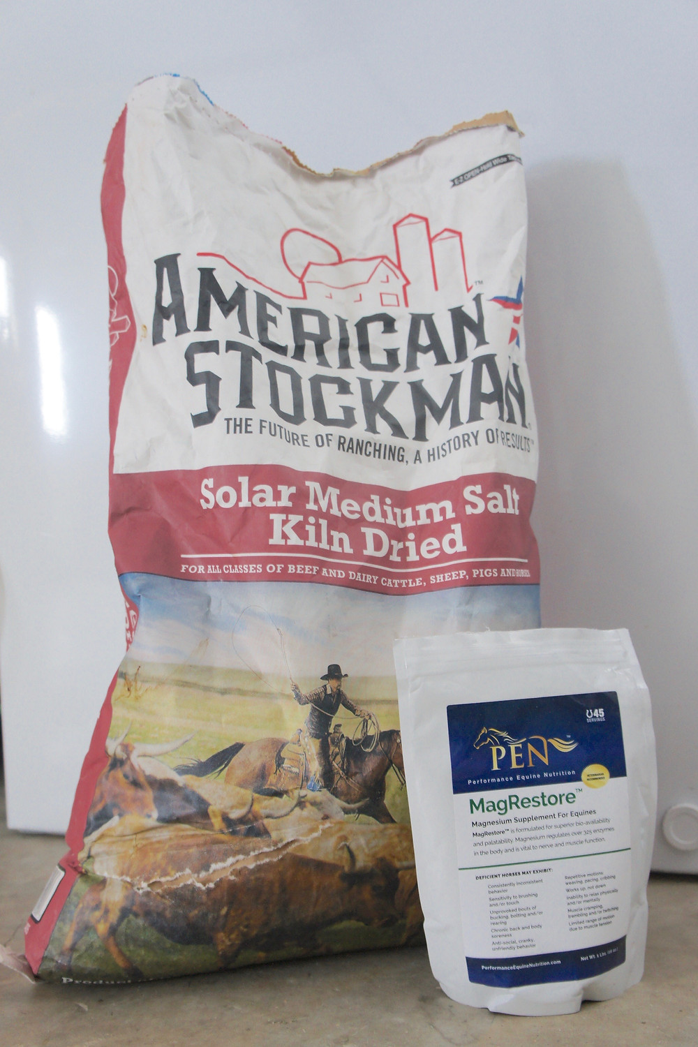 American Stockman Salt and Mag Restore