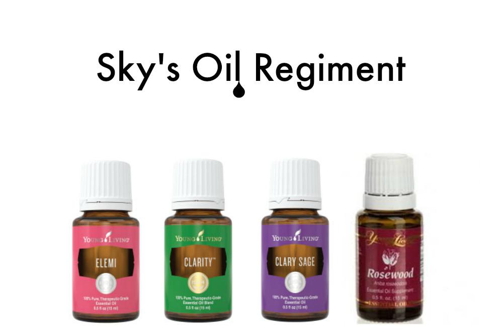 Sky's Oil Regiment