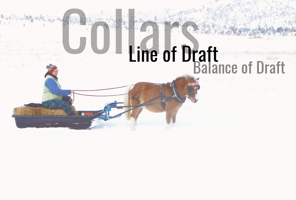 Collars, Line of Draft and Balance of Draft