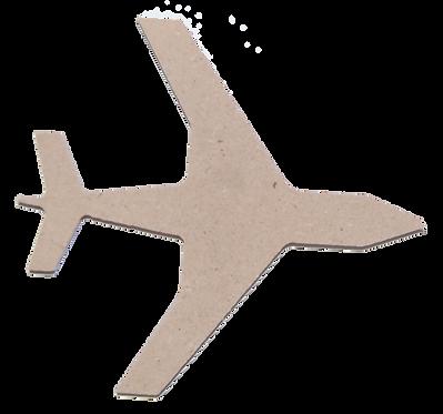 Αεροπλάνο (σετ 3τεμ.)