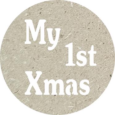 Πλακετίτσα για τα πρώτα Χριστούγεννα 700-144