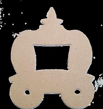 Άμαξα Σταχτοπούτας (σετ 3τεμ.)