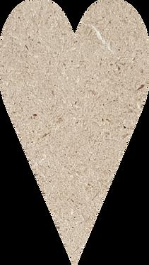 Καρδιά Μακρόστενη 600-218