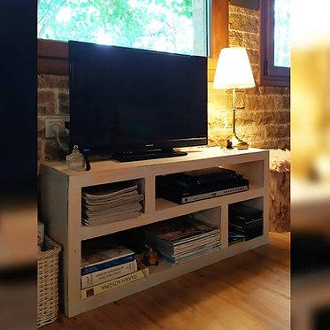 Ξύλινο έπιπλο τηλεόρασης