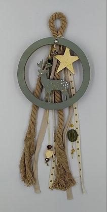 Κύκλος Ελαφάκι με αστέρι