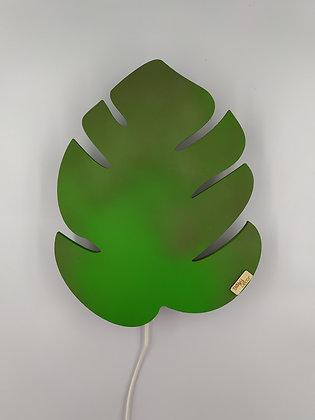 Φωτιστικό Πράσινο Φύλλο