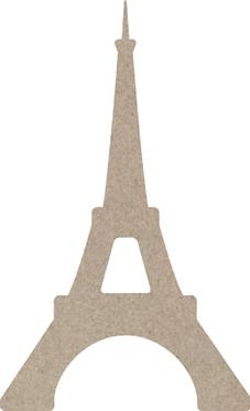 Πύργος του Άιφελ (σετ 3τεμ.)
