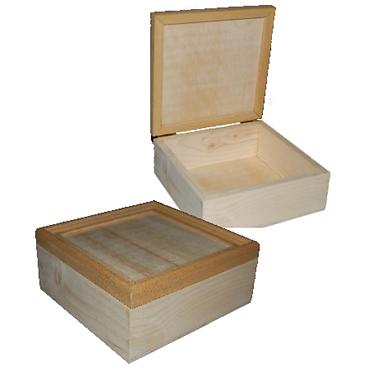 Ξύλινο Κουτί κορνίζα 200-109