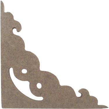 Γωνία (σετ 2τεμ.) 500-111