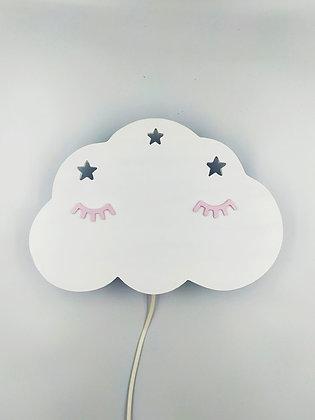 Φωτιστικό Σύννεφο λευκό