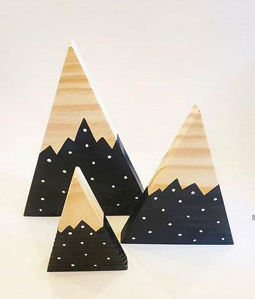 Ξύλινα βουνά