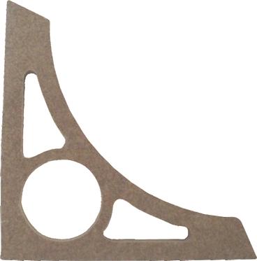 Γωνία (σετ 2τεμ.) 500-113